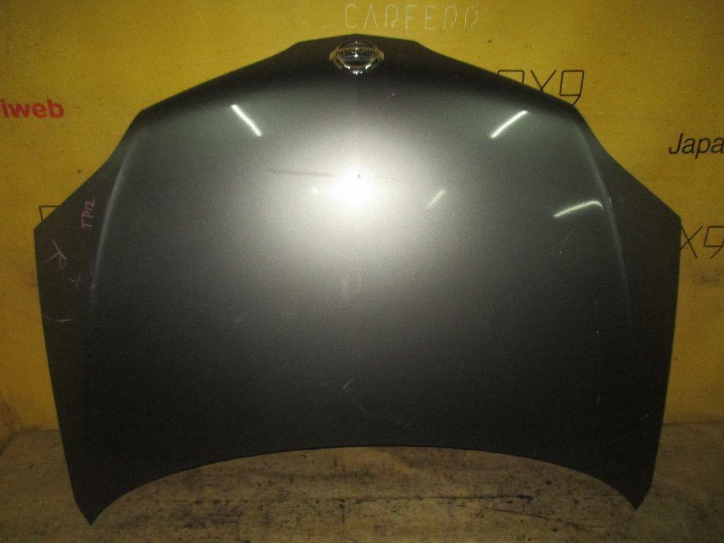Капот на Nissan Primera TP12 Фото 1