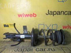 Стойка амортизатора на Toyota Wish ZNE10G 1ZZ-FE, Переднее Правое расположение