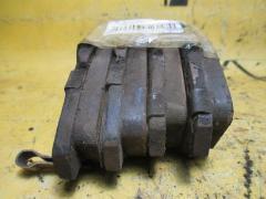 Тормозные колодки на Honda Ascot CE4 G20A, Переднее расположение