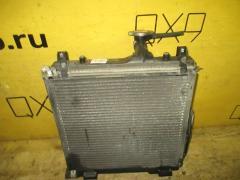 Радиатор ДВС на Suzuki Kei HN22S K6AT