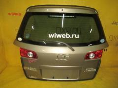 Дверь задняя на Mazda Demio DY3W P4420