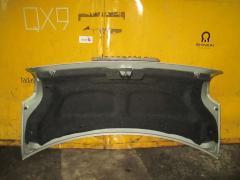 Крышка багажника на Toyota Avensis AZT255 Фото 2