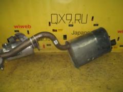 Глушитель на Toyota Mark II GX110 1G-FE