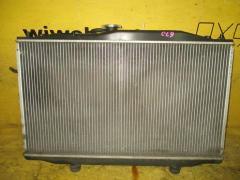 Радиатор ДВС на Honda Accord CL9 K24A