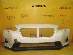 Бампер на Subaru Impreza Xv GP7 57704FL010, Переднее расположение