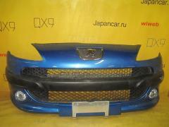Бампер на Peugeot 1007 KMNFU 59211, Переднее расположение