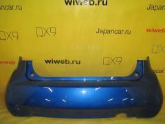 Бампер на Suzuki Splash XB32S 71811-51K, Заднее расположение