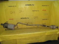 Глушитель на Subaru Forester SG5 EJ202