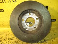 Тормозной диск на Nissan Presage TNU31 QR25DE, Переднее расположение