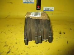 Тормозные колодки на Honda Accord CL8 K20A, Переднее расположение