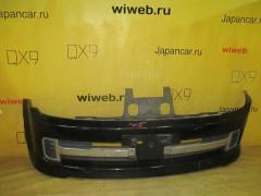 Бампер на Nissan Cube BZ11 62022-1A10X, Переднее расположение