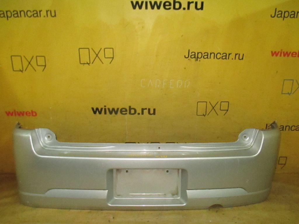 Бампер 71811-58J5 на Mazda Az-Wagon MJ22S Фото 1