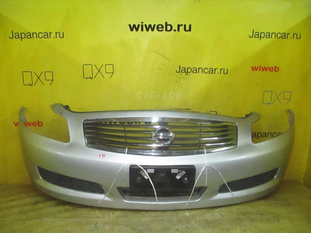 Бампер 62022JK60H на Nissan Skyline V36 Фото 1