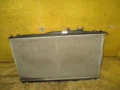 Радиатор ДВС на Honda Odyssey RB1 K24A