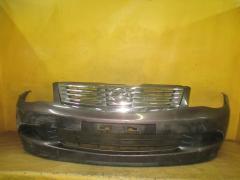 Бампер на Nissan Bluebird Sylphy KG11 62022-EW040, Переднее расположение