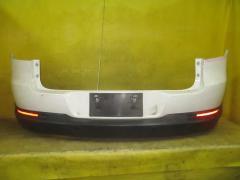 Бампер на Volkswagen Tiguan 5N 5N0807421G, Заднее расположение