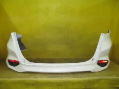 Бампер на Honda Fit Hybrid GP7 1197-250 71501-TD4-0000, Заднее расположение