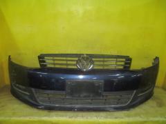 Бампер на Volkswagen Sharan 7N 7N0807221A, Переднее расположение