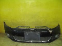 Бампер на Volkswagen Golf 6 1K 5K0807221A, Переднее расположение
