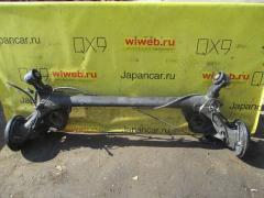 Балка подвески на Honda Fit Hybrid GP5 LEB, Заднее расположение
