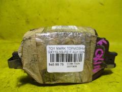 Тормозные колодки на Toyota Mark Ii GX110 1G-FE Фото 4