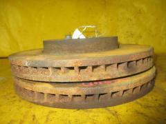 Тормозной диск на Toyota Estima MCR40W 1MZ-FE, Переднее расположение