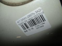 Дверь задняя на Mitsubishi Grandis NA4W Фото 3