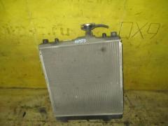 Радиатор ДВС на Suzuki Swift HT51S M13A
