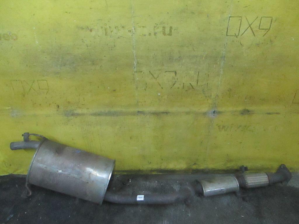 Глушитель на Mazda Bongo Friendee SGEW FE-E Фото 1