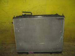 Радиатор ДВС на Nissan Elgrand ME51 VQ25DE