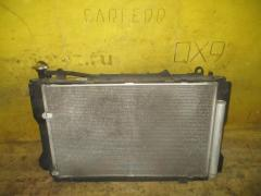 Радиатор ДВС на Toyota Wish ZGE20G 2ZR-FAE