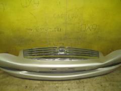 Бампер на Nissan Bluebird Sylphy G11 62022-EW040, Переднее расположение