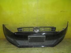 Бампер на Volkswagen Polo 6R 6R0807221R, Переднее расположение