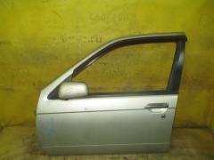 Дверь боковая на Nissan Bluebird EU14, Переднее Левое расположение
