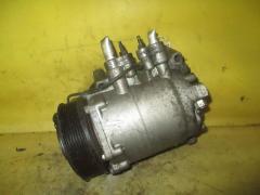 Компрессор кондиционера на Honda Accord CL9 K24A