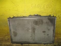Радиатор ДВС на Honda Inspire UA4 J25A