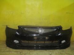 Бампер на Honda Fit GD1 114-22397 71101-SAA-ZZ00, Переднее расположение