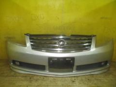 Бампер на Nissan Fuga PY50 029065 62022-EG640, Переднее расположение