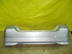 Бампер на Honda Fit GD1 71501-SAA-0000, Заднее расположение