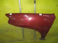 Крыло переднее на Mazda Demio DW3W, Левое расположение
