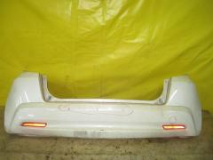 Бампер на Honda Fit GE6 71501-TF0X-ZX00, Заднее расположение