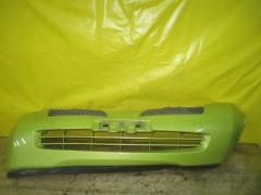 Бампер на Nissan March K12 62022-AX040, Переднее расположение