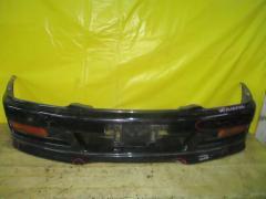 Бампер на Nissan Laurel HC35 3406 62022-5L340, Переднее расположение