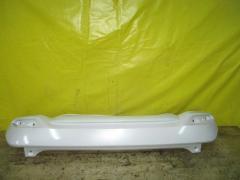 Бампер на Honda Vezel RU3 71501-T7A-ZZ00, Заднее расположение