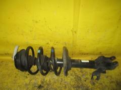 Стойка амортизатора на Nissan Bluebird Sylphy FG10 QG15DE 54303-6N000, Переднее Левое расположение