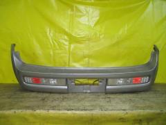 Бампер на Nissan Cube BZ11 D052, Заднее расположение