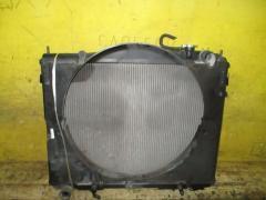 Радиатор ДВС на Nissan Elgrand ATE50 ZD30DDTI