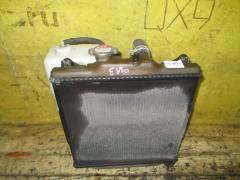 Радиатор ДВС на Honda Logo GA3 D13B