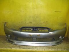 Бампер на Subaru Legacy Wagon BP5 114-20751 57704AG000, Переднее расположение