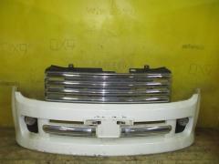 Бампер на Nissan Cube BZ11 210-20660 620221A, Переднее расположение